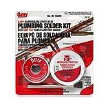 Safe-Flo/H-205 Flux Solder Kit - Carded