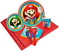 Birthday Express - Super Mario Party Pack