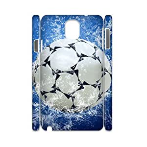 ANCASE Diy case Football customized Hard Plastic case For samsung galaxy note 3 N9000