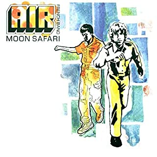Moon Safari (20th Anniversary) [Glow In The Dark Vinyl]