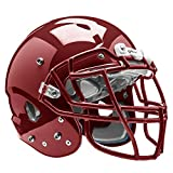 Schutt Sports Vengeance VTD II Football Helmet Without Faceguard, Cardinal, Small