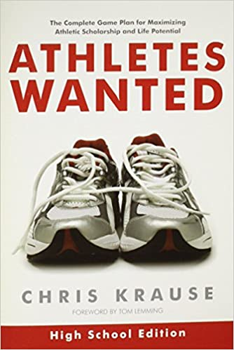 Book Athletes Wanted (High School Edition)
