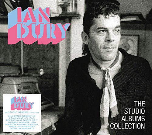 Ian Dury and the Blockheads - The Party Mix - Rock (Disc 1) - Zortam Music