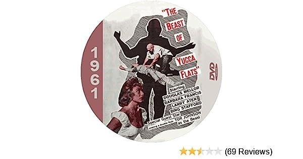 Amazon.com: The Beast of Yucca Flats (1961) Classic Sci-fi and Horror Movie DVD-R: Bing Stafford, Barbara Francis, Douglas Mellor: Movies & TV