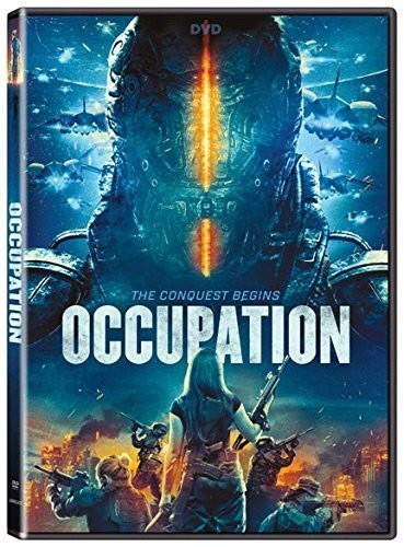 DVD : Temuera Morrison - Occupation (Widescreen, Dolby, AC-3, Subtitled)
