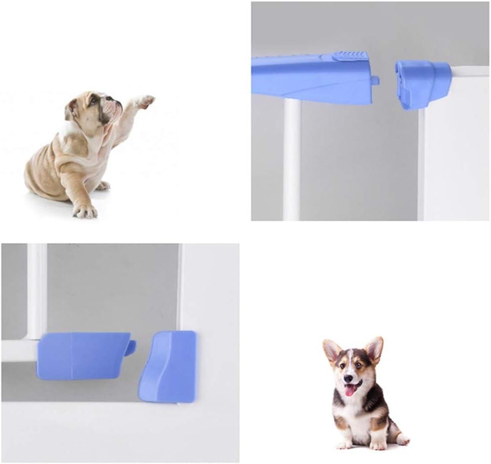 Barandillas para camas LHA Puerta de Seguridad para niños, barandilla para bebés, barandilla, Cerca para Mascotas, barandilla para Puertas, Puerta de Aislamiento para bebés (tamaño: 70 cm): Amazon.es: Hogar