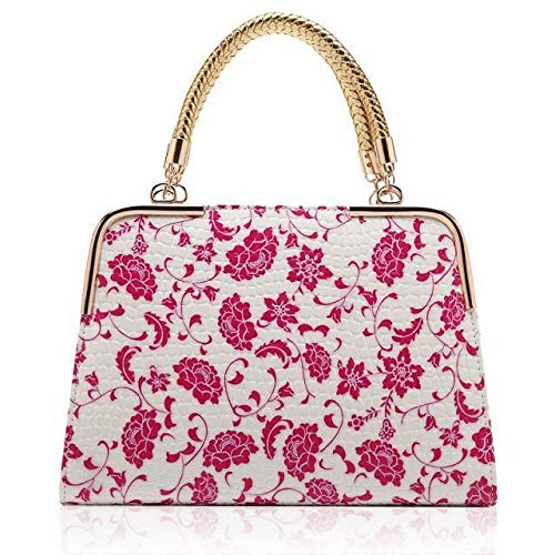 Blu Borsa Fashion Di Stile In New 2018 ZM Porcellana Pink Handbag Blu E Bianca Explosion Cinese q8cwFq7Xd