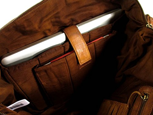 Chesterfield Travelbag Black Label Hi Veg Gloving Cow Cognac