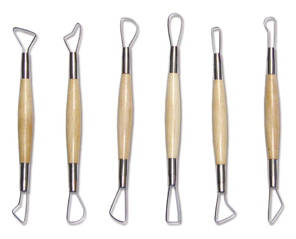 Royal /& Langnickel RSET-POT3 Vaciadores 15,2 cm, 6 unidades