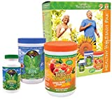 If you already eat right and maintain a healthy lifestyle this is the kit for you! Each pack provides broad spectrum foundation nutrition