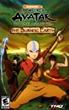 Avatar The Last Airbender - The Burning Earth PS2 Instruction Booklet (PlayStation 2 Manual Only - NO GAME) [Pamphlet only - NO GAME INCLUDED] Play Station 2