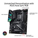 ASUS-ROG-Strix-X570-F-Gaming-ATX-Motherboard-AMD-Socket-AM4-Ryzen-3000-14-Power-Stages-PCIe-40-M2-DDR4-Intel-LAN-HDMI-DP-USB-32-Aura-Sync-RGB-Lighting-Black