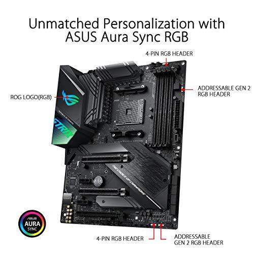 ASUS ROG Strix X570-F Gaming, Placa Base, 1, Multicolor