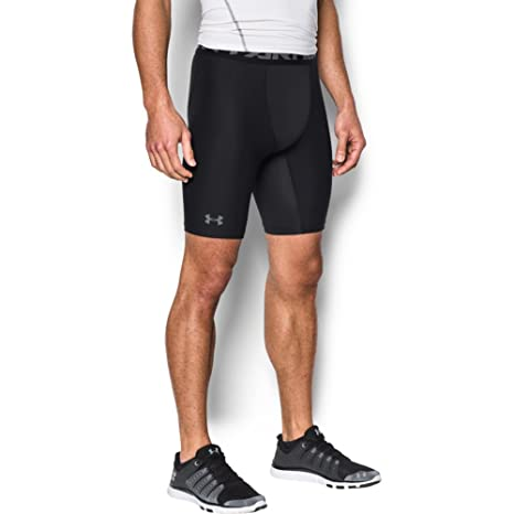 Universidad Editor transmitir  Under Armour Men's Hg 2.0 Long Short: Under Armour: Amazon.co.uk ...