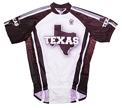 Canari Cyclewear Texas Glory Jersey - Short Sleeve - Men's B