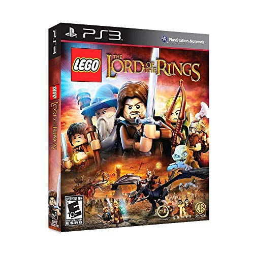 with Playstation 3 LEGO Games design