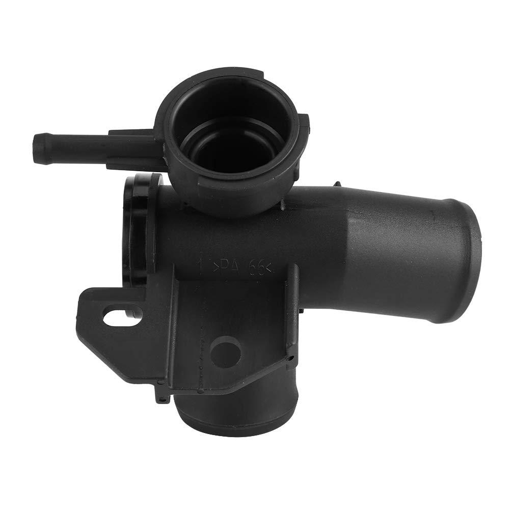 Qiilu 21501-9HA0A Engine Coolant Filler Neck for Nissan Altima 2.5L L4 2007-2012