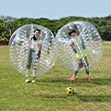 Inflatable Bumper Bubble Ball Transparent 1.5M Human Knocker Ball Bubble Soccer Zorb Ball