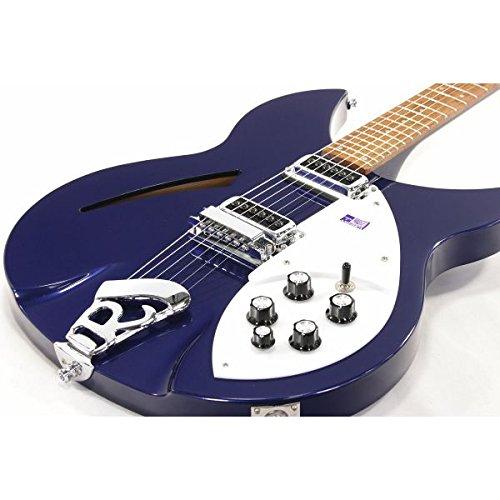 RICKENBACKER/330 Midnight Blue (MID) 【S/N 10-07872】 B078PYZRFF