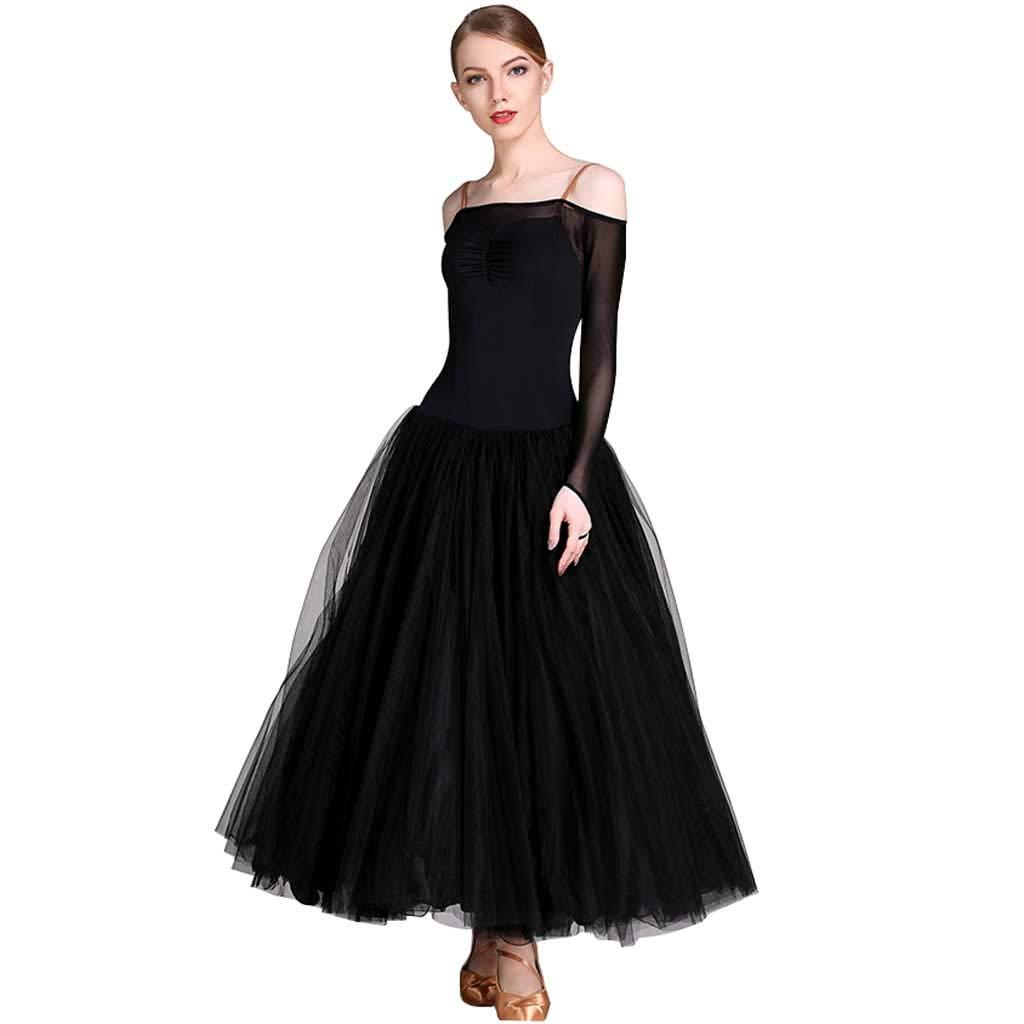 高質 ドレスモダンダンススカート、黒女性Tutu B07H4KG4M1 M|ブラック ブラック M|ブラック ブラック M, ますのすし本舗源:91294e6c --- oil.xienttechnologies.net