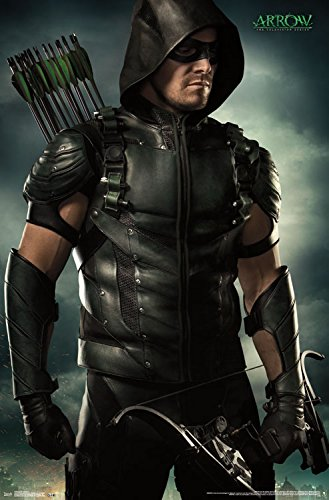 "Price comparison product image Trends International Arrow Season 4 Wall Poster 22.375"" x 34"""