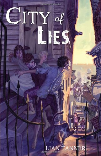 Read Online City of Lies (The Keepers Trilogy) pdf epub