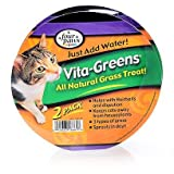 Four Paws Pet Products Vita-greens For Cats 2 Pack Fp Cat Vita Greens 2pack Scratchers And Toys from Four Paws Pet Products