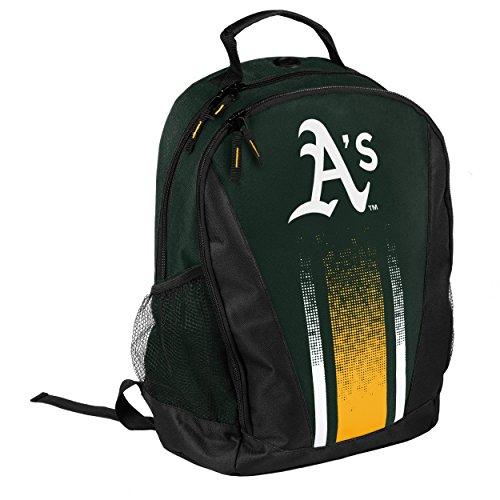 Oakland Athletics 2016 Stripe Primetime Backpack (Athletics Oakland Gift)