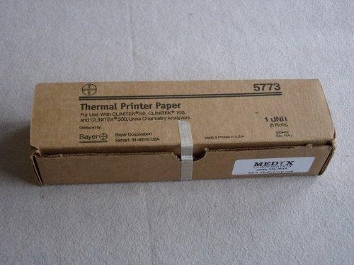 bayer-clinitek-100-thermal-printer-paper-pack-of-5