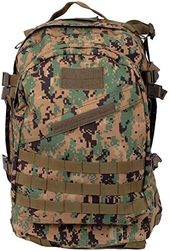 BACK PACK, GI SPEC 3-DAY MILITARY GI 3デイミリタリーバックパック D.ウッドランド   B000E1VSR4
