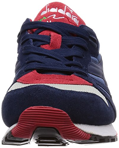 Diadora N9000 Nyl Scarpe Low-Top, Unisex adulto, COLONEL BLUE, 39 EU ( 6 UK )