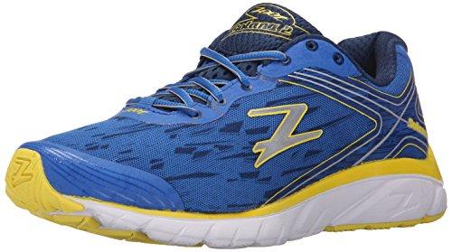 Blue Zoot Course de Zoot Navy Homme Laufschuh Pure Solana Chaussures Blau 2 Yellow Herren pffv1Azq