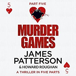 Murder Games - Part 5 Audiobook
