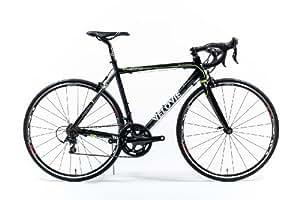 VeloVie Vecteur 100 Aluminum Alloy Road Bicycle with Shimano R500 Wheels, 46cm/XX-Small