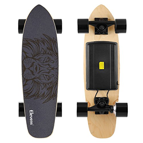 Maple Booster Pack - Self-balancing Electric Longboard with 400W Brushless Motor