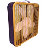 AEROSPEED 3-SPEED 20 IN. BOX FAN - PURPLE