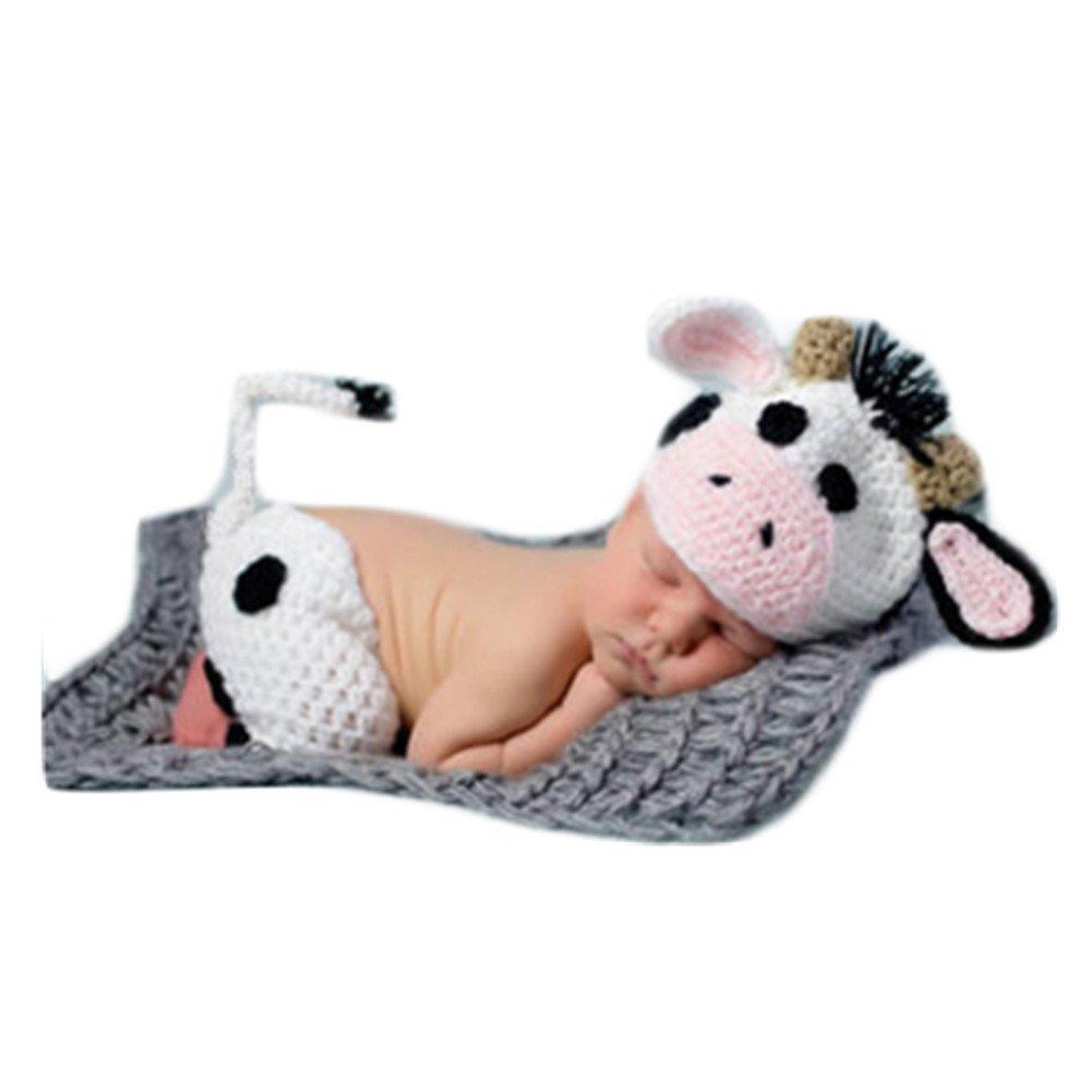 Amazon.com: vedory recién nacido Prop Trajes de niño Niña ...