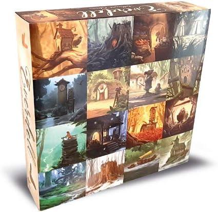 Asmodee Italia - Everdell Collectors Edition - Juego de Mesa en ...