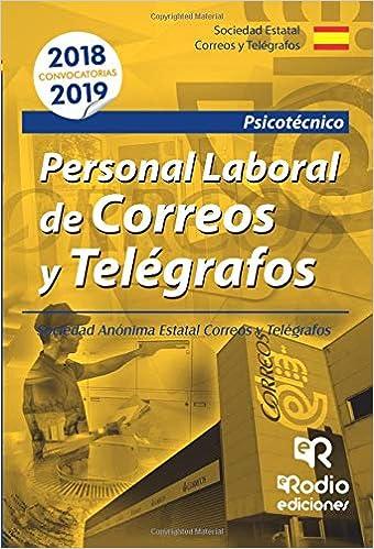 Personal Laboral de Correos y Telégrafos. Psicotécnico ...