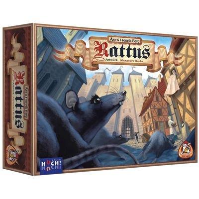 White Goblin Games Rattus [Edizione: Germania] WGG01003 B0036UHK04 Spielen / Raten