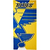 "NHL Puzzle Beach Towel, 34"" x 72"""