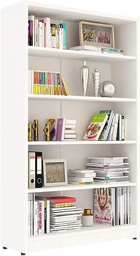 Deal of the week: Sunon Collection 5-Shelf Wood Bookcase Freestanding Display Bookshelf