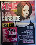 img - for New Musical Express (NME), 21 March 1998 (cover: Shirley Manson of Garbage): Quentin Tarantino's Jackie Brown; Ian Brown: How Stoned Is King Monkey?; Lionrock, Leila, Mansun, Mogwai,
