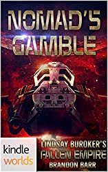 Fallen Empire: Nomad's Gamble (Kindle Worlds Novella)
