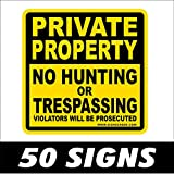 Private Property No Hunting