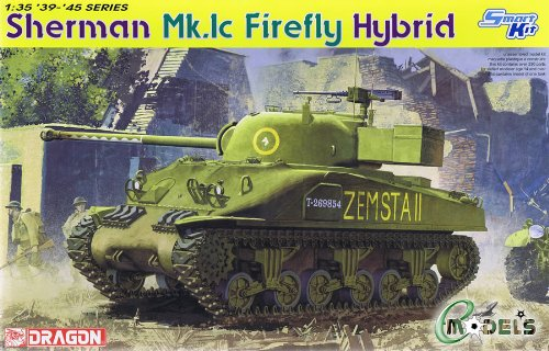 Sherman Mk.Ic Firefly Hybrid  Smart Kit
