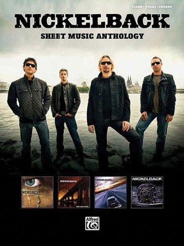 Nickelback Sheet Music Anthology For Pianovocalchords Kindle