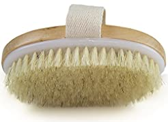Dry Skin Body Brush - Improves Skin's He...