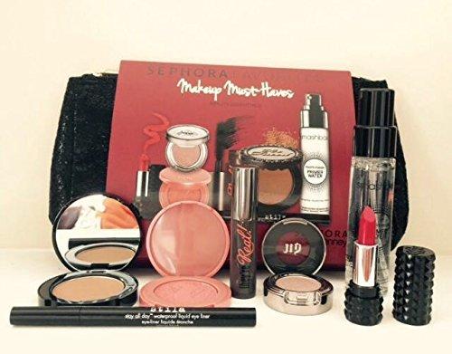 Sephora favoris incontournables maquillage beauté ensemble essentiels