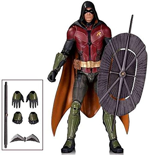 DC Collectibles Batman Arkham Knight: Robin Action Figure